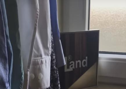 Panel Sistem Giyinme Odası Modelleri