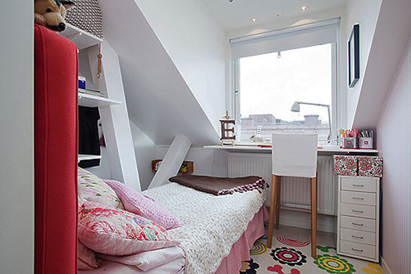 10- küçük yatak odası