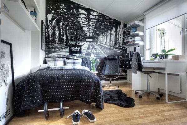 12- küçük yatak odası