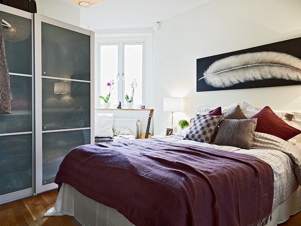 17- küçük yatak odası