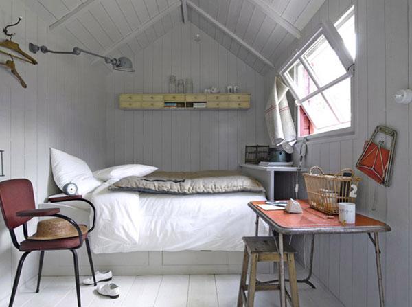 2- küçük yatak odası