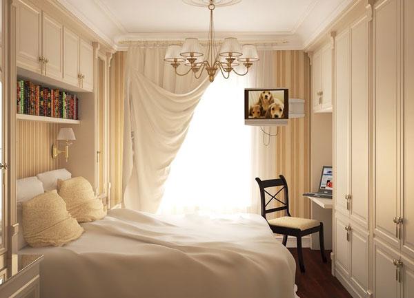 3- küçük yatak odası