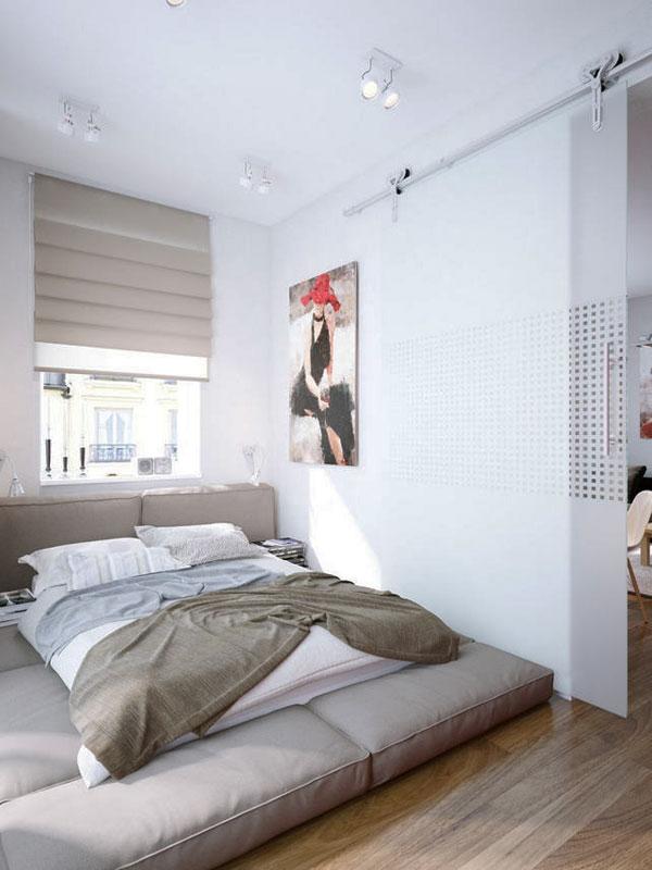 4- küçük yatak odası