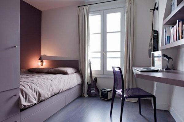 7- küçük yatak odası