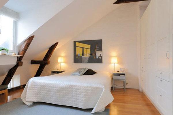 8- küçük yatak odası